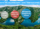 U carstvu beloglavog supa – Uvac team building avantura 3 dana