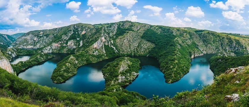 Jezero Uvac