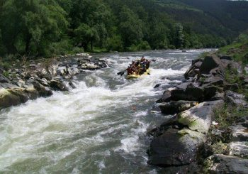 Ibar Rafting
